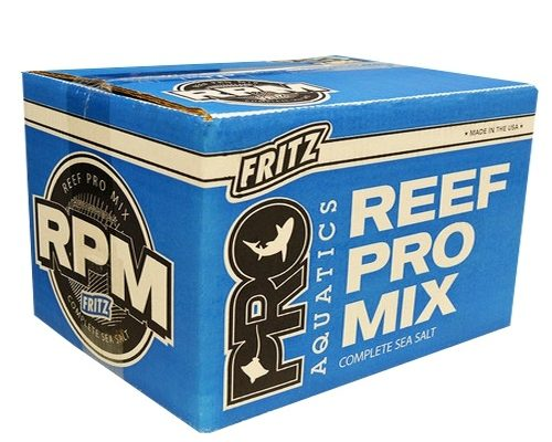 FRITZ PRO R.P.M. SALT MIX 55 LB BOX (200 GAL MIX)