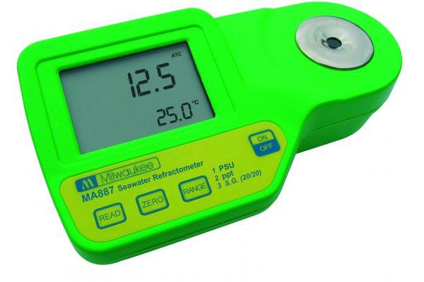 MA887 Digital Seawater Refractometer